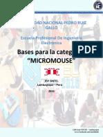 Bases Sintel Micromouse