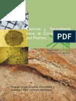 Ciencia y Tecnología Para La Conservación Del Patrimonio