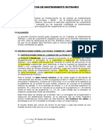 Directiva Modificada Gema d.m