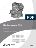BOCK FK40 SERVICE MANUAL