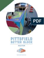 Pittsfield Better Block Build Plan