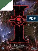 dark heresy  2 edicion español
