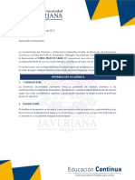 Bienvenida al programa Curso Pre Icfes Saber 11 - Grupo 2.pdf