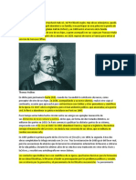 Biografía de Thomas Hobbes