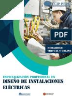 Brochure en Instalaciones Electricas