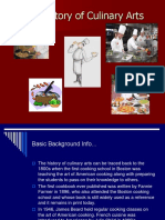 The History of Culinary Arts.ppt