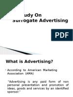 95738033 Surrogate Advertising