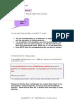 Essay Planning 1 Brainstorming 2