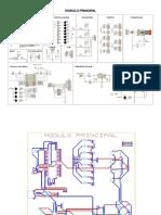 Esquematico de Los Modulos Del Proyecto