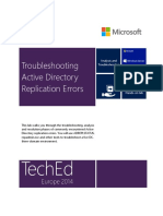 Active Directory Issues