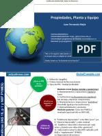 Modulo Activos No Financieros 2013