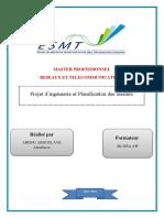 Rapport Projet Planification