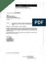 Oficio N° 592 - Inf.N° 033