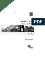 Florin Rd Corridor Design Guidelines 2010