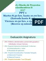 Diversidad II 2017 Unidad 1 PPT 1