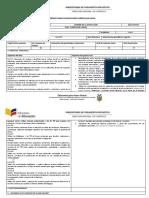 Formato Plan Anual 9 Egb - 2016