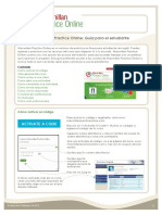 Macmillan Practice Online Student Guide Spanish (1)