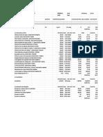 Costos de Operacion y Mantenimiento Moto 670D