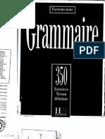 Grammaire HACHETTE 1-52 Pages