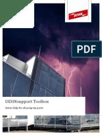 Help DEHNsupport Toolbox