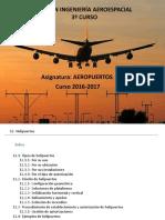 Aeropuertos 12 - Helipuertos