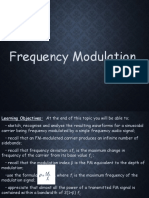 #2 Frequency Modulation (EE - 4B Reports)