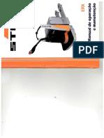 Manual de Operação e Manutenção ERX - STILL