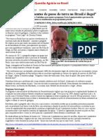 Texto Sobre Questão Agrária No Brasil.2017
