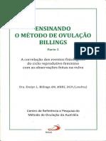 ENSINANDO O MÉTODO DE OVULAÇÃO BILLINGS Dra. Evelyn Billings PARTE 1 (1).pdf