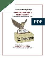 humphreys christmas - concentracion y meditacion.pdf