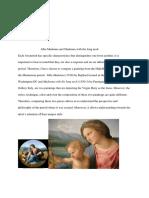 Essay Art History