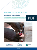 CRS Financial Education Booklet 1