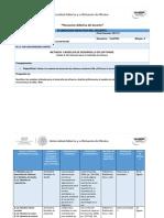 Planeación Didáctica-2017-2 Unidad 2