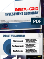 Insta Grid Invest Summary 15Aug17
