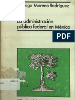 LA  ADMINISTRACION PUBLICA FEDERAL EN MEXICO.pdf