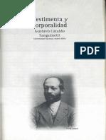 Cataldo Vestimenta y Corporalidad 1999
