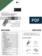 Manuale Utente Auricolare LG HBM-220 italiano
