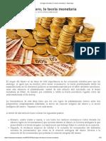 El Origen Del Dinero, La Teoría Monetaria – Antumapu