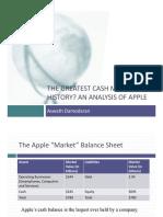 Apple Cash Machine