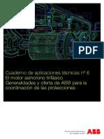 Motores ABB Para Protecciones