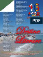 Destine Literare (Literary Destinies) April, 2017