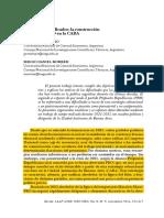 Vommaro y Morresi - La Construcción Del Partido PRO en La CABA
