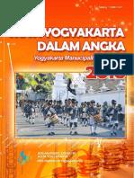 Kota Yogyakarta Dalam Angka 2016