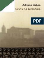 Os Fios Da Memoria - Adriana Lisboa (PDF)