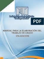 Manual de Trabajo Especial de Grado 201