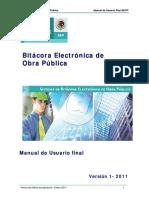 Manual usuario Bitácora Electrónica de Obra Pública BEOP 6.2.pdf