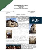 #1 - Iglesia San Felipe de Neri