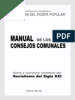 Manual Consejos Comunales
