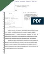 Ascenergy Final Judgement on Crowdfunding Fraud