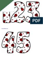 Ladybird Numbers